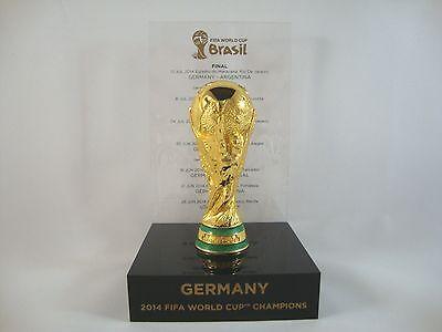 Fußball WM-Pokal Weltmeister Deutschland FIFA World-Cup 2014 Brazil tm dreieck
