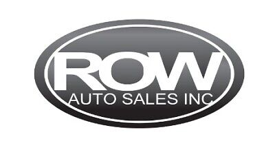 Row Auto Sales