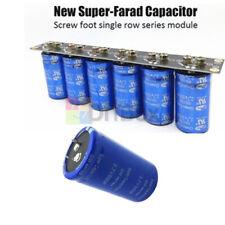 Farad Capacitor 16v 83f Super Capacitor 27 3v 500f With Protection Board Module