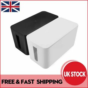Uk Cable Storage Box Case Socket Wire