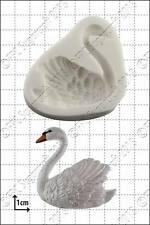 Silicone mould Swan (left) | Food Use FPC Sugarcraft FREE UK shipping!