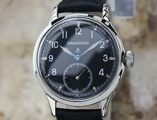 Jaeger LeCoultre Serial 265754 Military 1940s 33mm Manual Officers Watch LV88