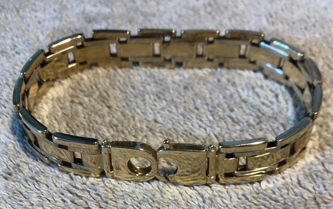 14k gold Link  Bracelet- 20.3 Grams