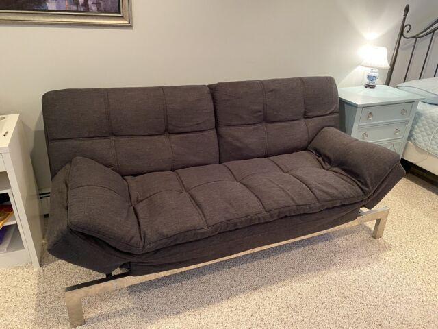 Serta Alyssa Dream Convertible Sofa, Natural for sale ...