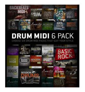 Toontrack-EZDrummer-MIDI-6-Pack-Custom-Bundle-Serials-Fast-Digital-Delivery