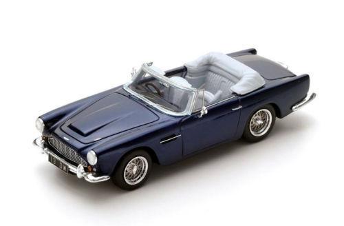 descuentos y mas S2430 Spark  1 43 Aston Martin DB4 Converdeible Converdeible Converdeible 1962 azul oscuro con interior gris  compras de moda online