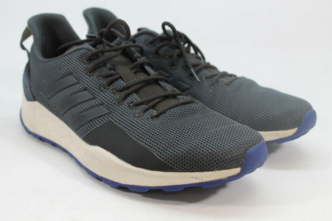 Adidas Questar Trail Men's Legend Ivy/Raw White Sneakers 12M(ZAP8160)