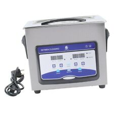 Commercial45l Ultrasonic Cleaner Industry Heated Heater Withtimer Jewelry Glasses