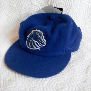 Nike Boise State Broncos Snapback Baseball Hat Cap NEW NWT One Size fits Most