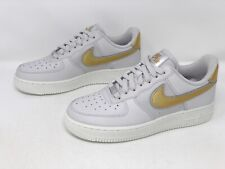 Size 7 - Nike Air Force 1 Low Metallic Gold 2018 for sale online ...