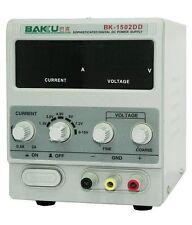 100% Original BAKU Power Supply BK-1502DD 0 - 2.1A 0 - 15V 1 - 500W 50HZ