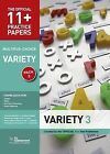 11+ Practice Papers, Variety Pack 3, Multiple Choice: English Test 3, Maths Test 3, Verbal Reasoning Test 3, Non-verbal Reasoning Tests 3 by GL Assessment (Paperback, 2003)