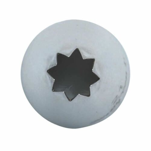 Kitchencraft Open Star Icing Nozzle//Tip Small.Decorating Cup Cakes Sugarcraft.