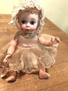 Vintage-Madame-Alexander-Little-Genius-Baby-Doll-1960-s