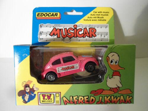 VW Käfer Musicar ALFRED J.KWAK von EDOCAR 1989
