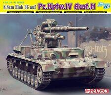 DRAGON 6829 1/35 88mm FlaK 36 auf Pz.Kpfw.IV Ausf.H