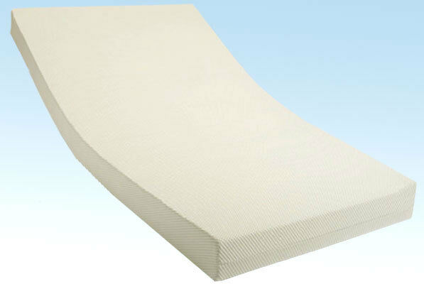 Comfort Rollmatratze Schaumstoff Bezug Milano 110 x 220 x 10cm Härtegrad 3