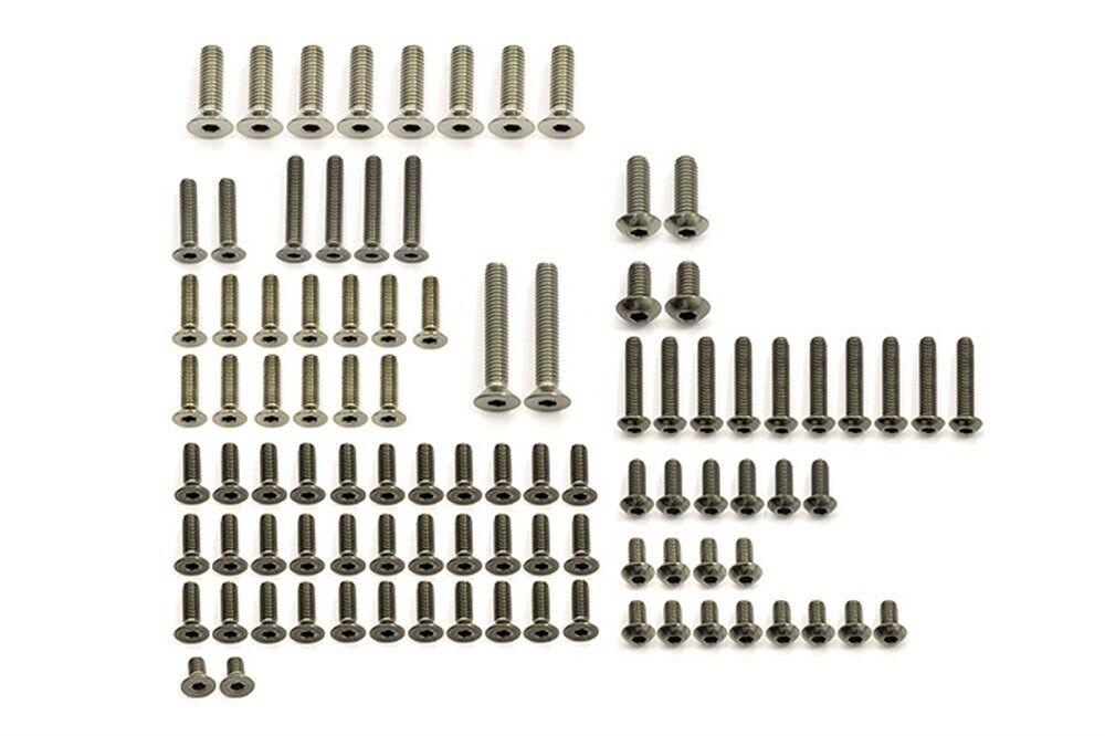 Kyosho Titanium Tornillo Set (MP10) - KYOIFW 602
