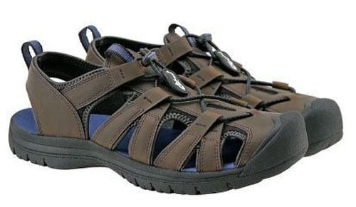 Open Water Men Fishing Sandals Hiking Water Non Marking Sole For Boats 1D1