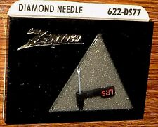 PHONOGRAPH Needle 622-DS77 for Toshiba 3-CB DTS-2 CS N-3CB, EV 2835DS N1614sd