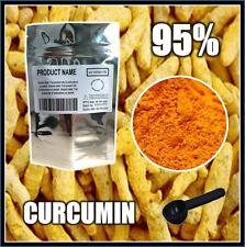 100g CURCUMIN 95% - Turmeric Root Extract. Anti-inflammatory, Immune system