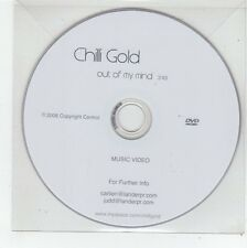 (FE970) Chilli Gold, Out of My Mind (Video) - 2008 DJ DVD