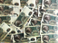 thumbnail 7 - 1991/1992 USSR Russian 100,500,1000 Rubles Soviet Era Banknotes Currency Money