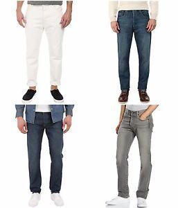 Levis 501 CT Jeans Mens Straight Leg Original Fit Customized & Tapered Denim