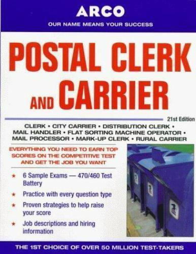 Postal Clerk and Carrier by E. P. Steinberg