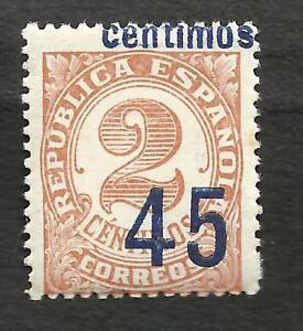 SPAIN-EDIFIL-743-HDH-VARIETY-MNH-VF