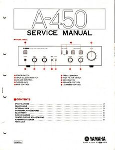 Yamaha Amp Schematic | Wiring Diagrams