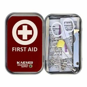 First Aid Kit 30 Pieces Emergency Survival Camping Outdoors