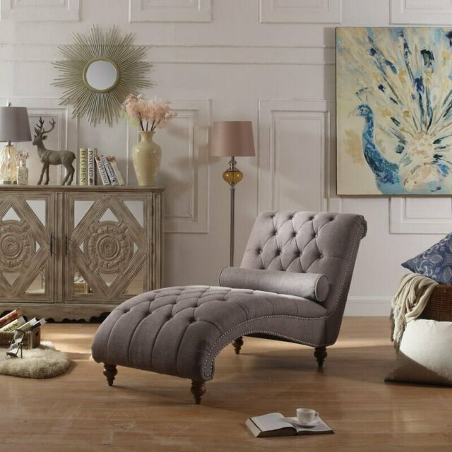 Chaise Lounge Storage Sofa Couch