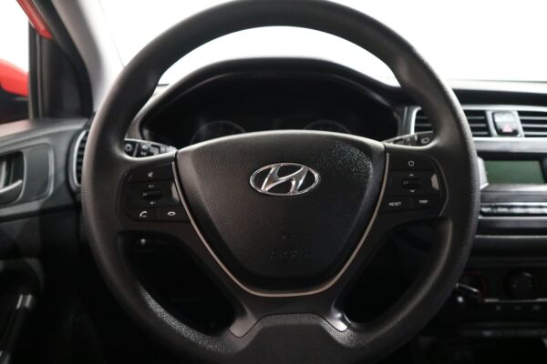 Hyundai i20 1,25 Life billede 3