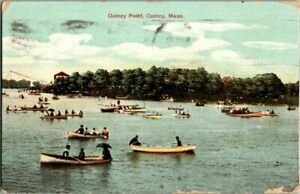 1916-QUINCY-MASS-QUINCY-POINT-POSTCARD-KK2