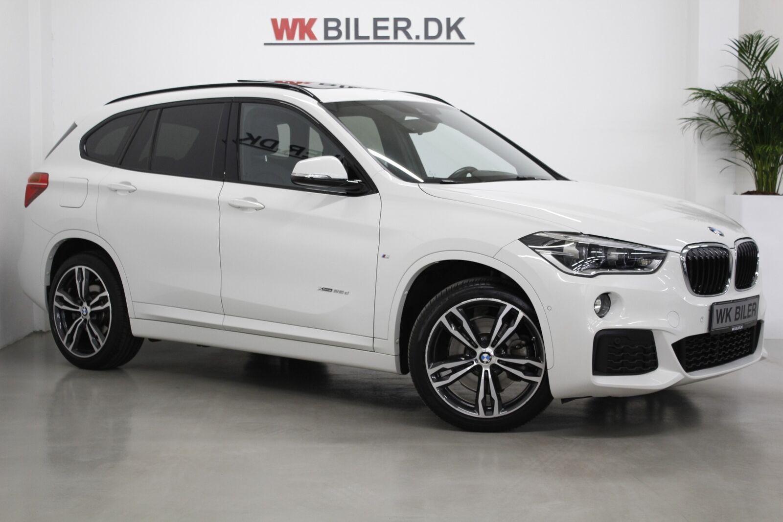 BMW X1 2,0 xDrive25d M-Sport aut. 5d - 2.397 kr.