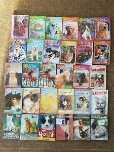 lot-29-ANIMAL-ARK-Rescue-INN-Pets-Emergency-VET-VOLUNTEERS-horse-dog-cat-books