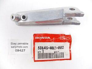 OEM HONDA 1999-2003 CBR1100 1999-2006 CBR600 FOOT PEG LEFT FRONT 50645-MBW-000