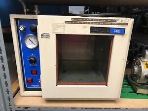 VWR 1410 VWR Scientific Vacuum Oven With BC2208 Electromotors LTD BS 5000-11