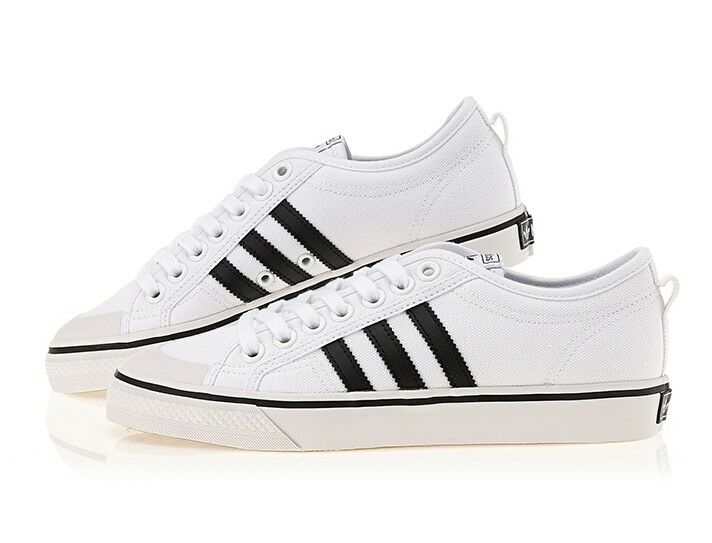 NEW ADIDAS NIZZA (AQ1066) ADIDAS ORIGINALS CASUAL SHOES SNEAKERS
