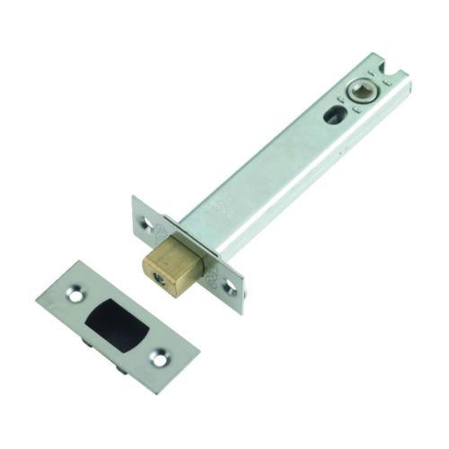 Zoo Hardware ZTDA Tubular Deadbolts Satin Stainless Steel Various Lengths