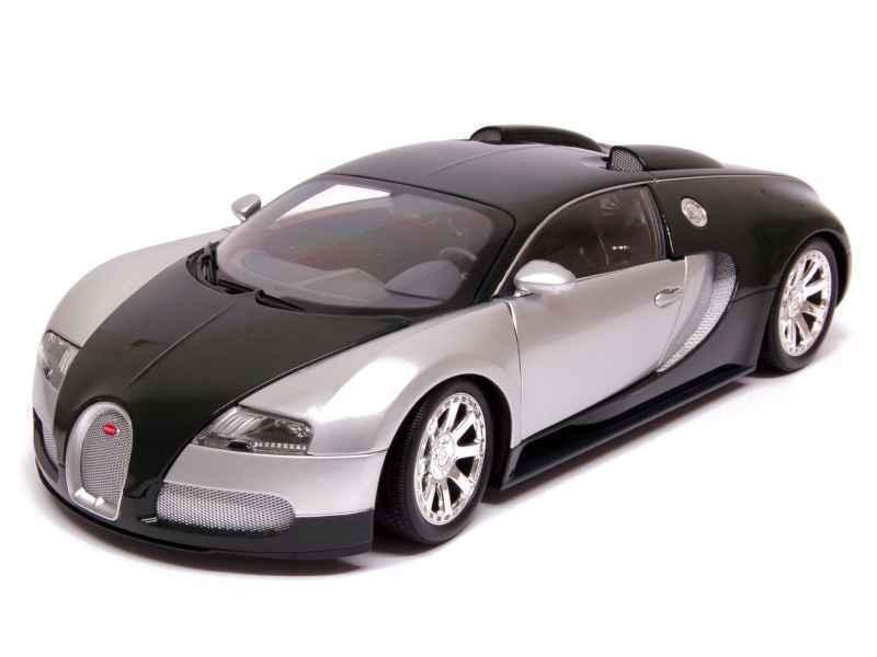 1 18 Bugatti Veyron Edition Centenaire 2009 1 18 • Minichamps 100110852