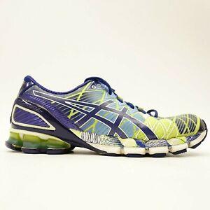 grossiste a3257 887ba Details about Asics GEL-Kinsei 5 Mens US 11 EU 45 Lite Blue Road Running  Training Shoes