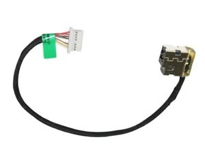 Power-Jack-Con-Cable-De-Corriente-Directa-Hp-Pavilion-15-AB157CL-15-AB157NR-15-AB161NR-15-AB165US