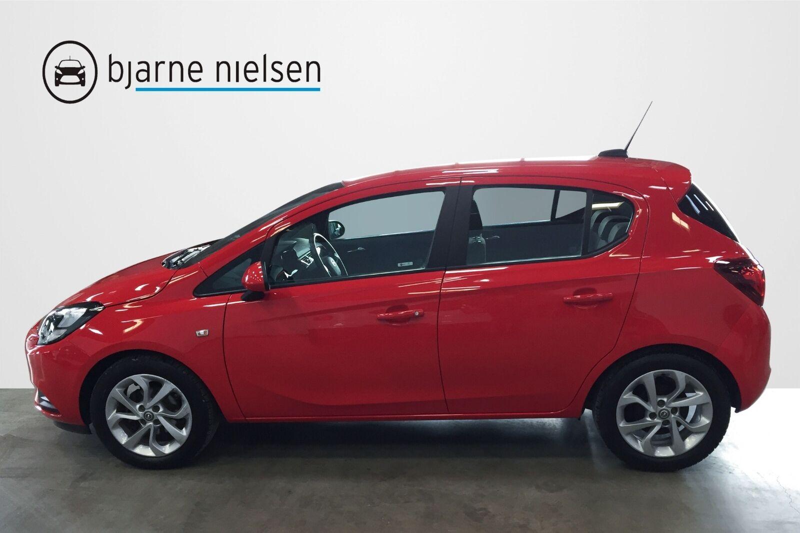 Opel Corsa 1,4 16V Enjoy - billede 1