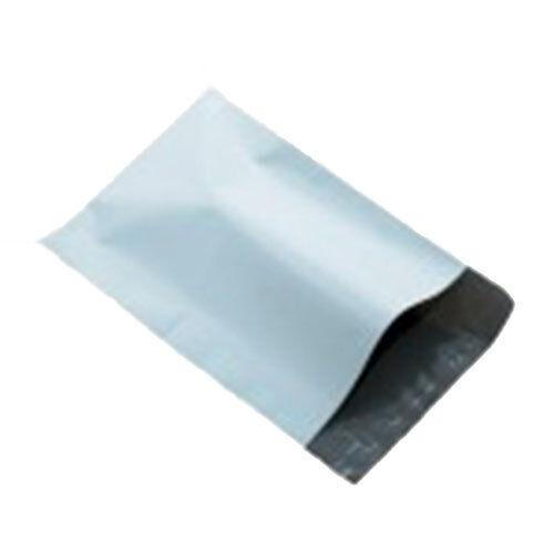 """100 blanc 4.7 /""""x6.7/"""" frais de port de diffusion sacs de courrier postal"""