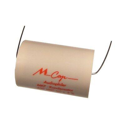 Mundorf MCap400 10uF MKP Audio Kondensator MCap ® capacitor 10µF 400V 851526
