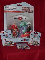 Disney Infinity Power Disc Series 1 Album Holds 20 With 3 Series 1 Packs