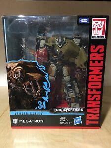 Megatron Igor Transformers Studio Série 34 Classe Leader Dotm 2019 En Stock 630509791279
