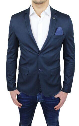 Homme Casual l Fit Bleu Sartoriale Veste Slim vWnxRfqdv
